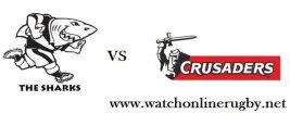 Live Rugby Crusaders VS Sharks Quarterfinal