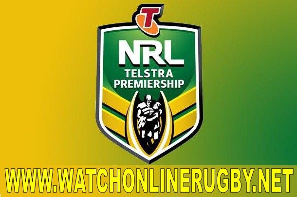 NRL Telstra Premiership