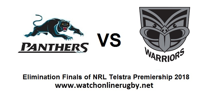 Panthers VS NZ Warriors Live