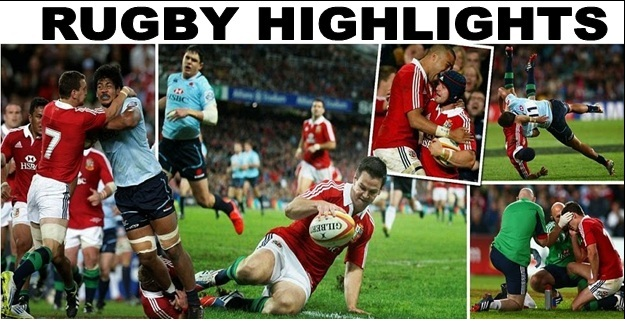 Rugby Highlights