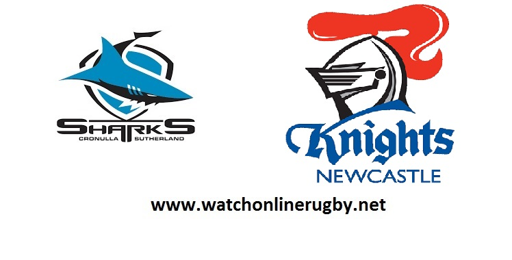 Sharks VS Knights HD live stream