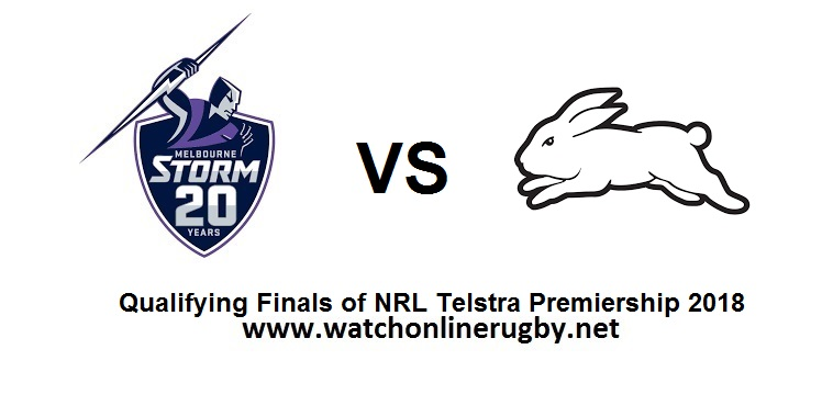 Storm VS Rabbitohs Finals Live