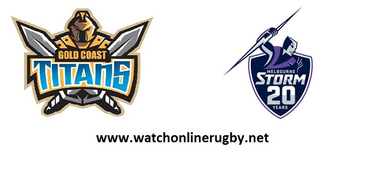 Titans VS Storm live streaming