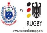 Watch Germany VS Samoa Stream