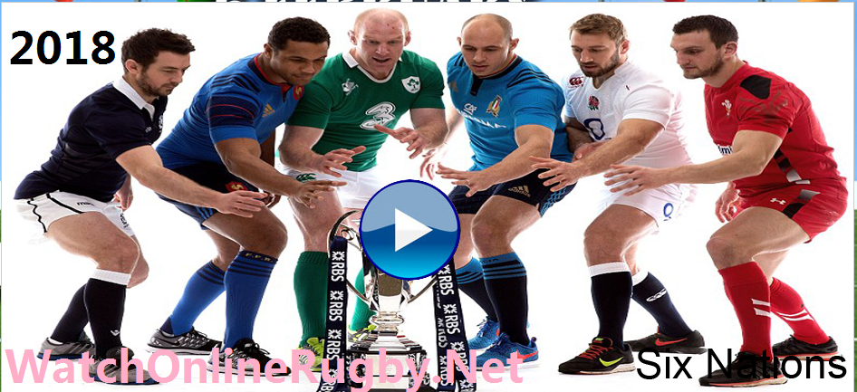 Watch Italy vs France 6 Nations Rugby Live