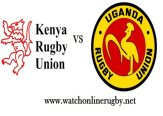 Watch Kenya VS Uganda Rugby Live