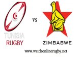 Watch Tunisia VS Zimbabwe Rugby Online