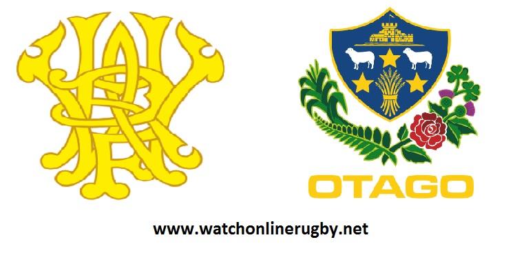 Wellington VS Otago live streaming