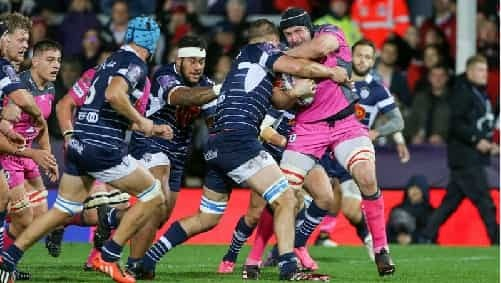 Agen vs Gloucester Rugby
