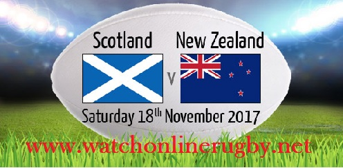New Zealand vs Scotland
