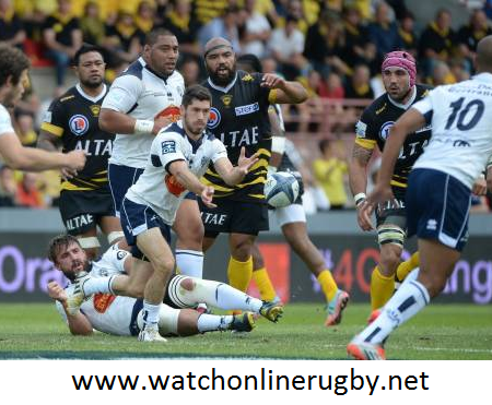 Angouleme vs Agen 2016 Live Streaming