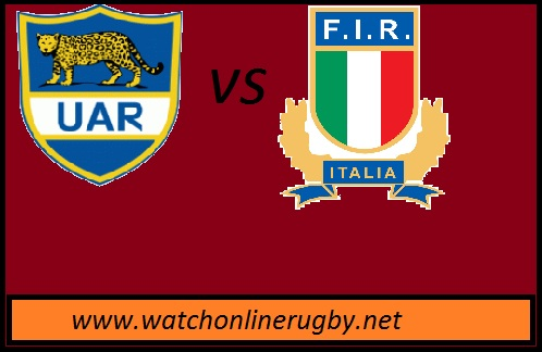 Argentina vs Italy