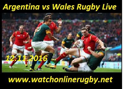 Argentina vs Wales live
