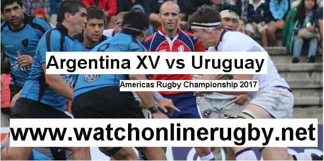 Argentina XV vs Uruguay live