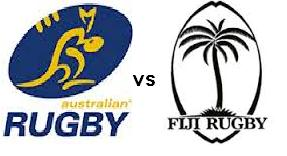 Fiji vs Australia live streaming