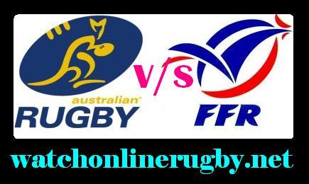 Australia vs France live