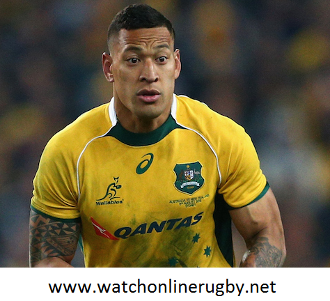 Australia vs Argentina 2016 Rugby Live On Tablet