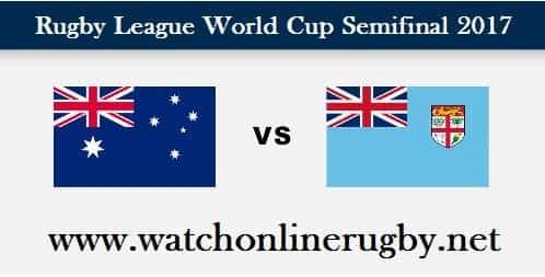 Australia vs Fiji