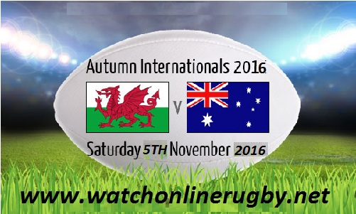 Australia vs Wales Rugby stream