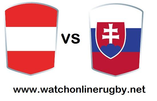 Austria vs Slovenia live