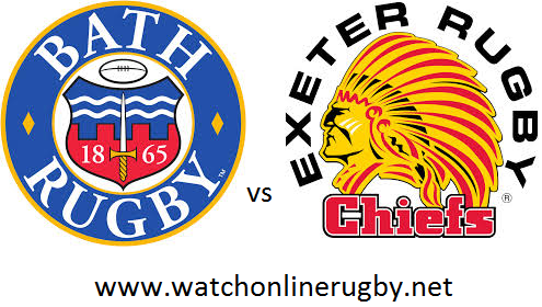 Exeter Chiefs vs Bath Rugby