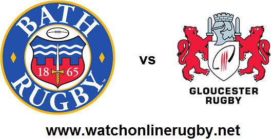 Bath Rugby vs Gloucester Rugby