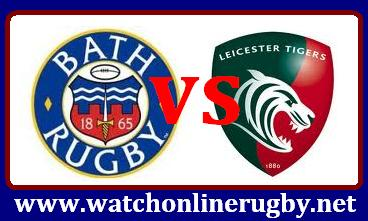 Leicester Tigers vs Bath Rugby