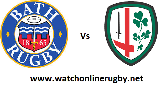 Bath Rugby vs London Irish