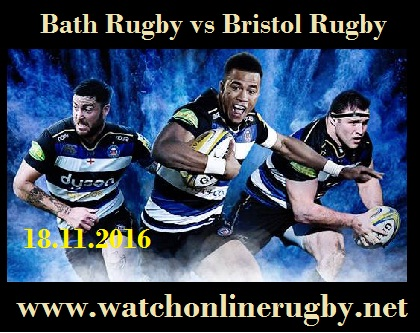 Bath Rugby vs Bristol Rugby streaming