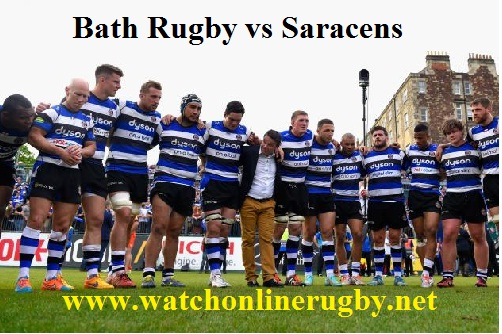 Bath Rugby vs Saracens
