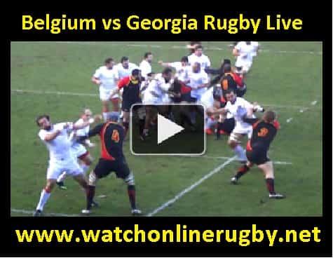 Belgium vs Georgia live