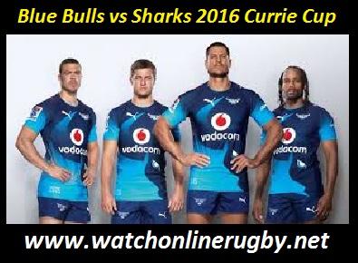 Blue Bulls vs Sharks