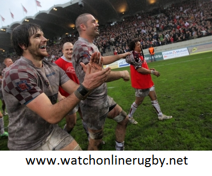 Bordeaux Begles vs Clermont Auvergne 2016 Live Online