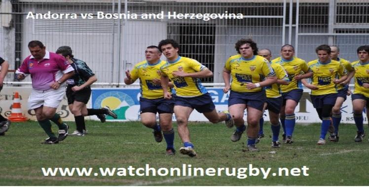 Bosnia and Herzegovina VS Andorra