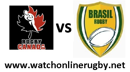 Brazil vs Canada rugby live stream