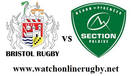 Bristol Rugby vs Pau live