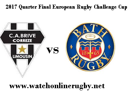 Brive vs Bath Rugby live