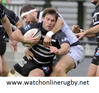 Brive vs Dragons 2016 Live Online