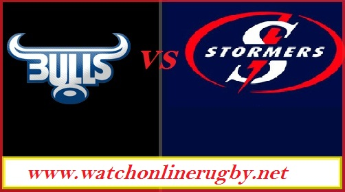 Bulls vs Stormers rugby live