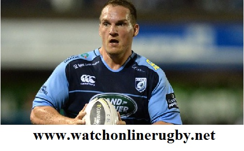 Cardiff Blues vs Bath Rugby live