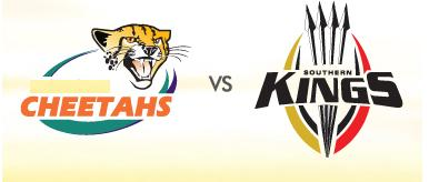 Cheetahs vs Southern Kings