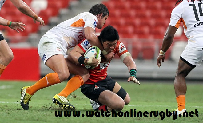 Cheetahs vs Sunwolves Live