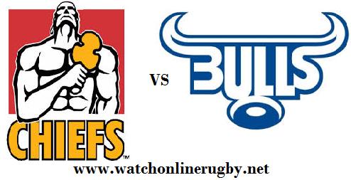 Chiefs VS Bulls