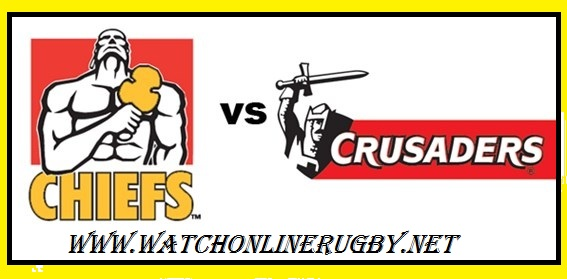 Chiefs vs Crusaders live