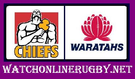 Chiefs vs New South Wales Waratahs live rugby