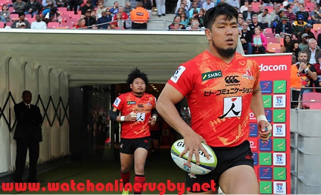 Chiefs vs Sunwolves Live