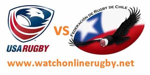Chile vs USA live