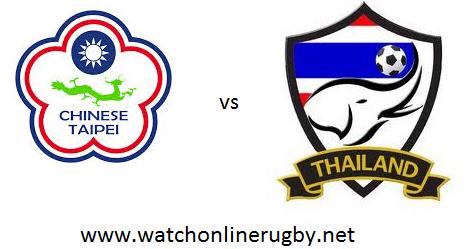 Chinese Taipei vs Thailand
