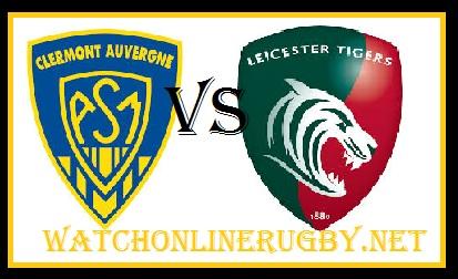 Clermont Auvergne vs Leinster live