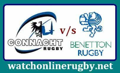 Connacht vs Benetton Treviso live